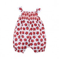 Bebe by Minihaha Emmy Printed Woven Romper