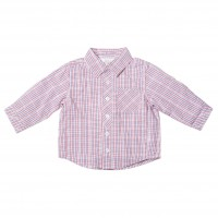Bebe by Minihaha Joey Checked Shirt