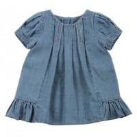 Bebe by Minihaha Rosie S/S Chambray Dress