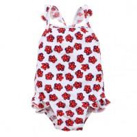 Bebe by Minihaha Emmy Cross Strap Swimsuit