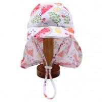 Bebe by Minihaha Violet Legionaire Swim Hat
