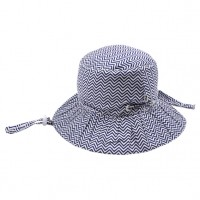 Bebe by Minihaha Willow Zig Zag Sun Hat