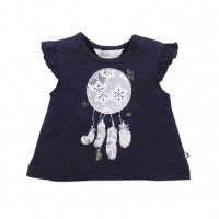 Bebe by Minihaha Willow S/S Dreamcatcher Tee