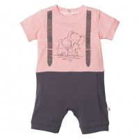 Bebe by Minihaha Zane Mock Short Set