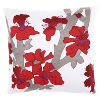 Print Collection Cushion in Hibiscus 40 x 40cm