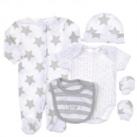 Little Star 5 Piece Value Set