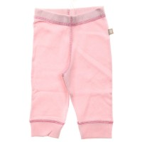 2PK Organic Essentials Ribbed Pant in Pink