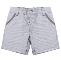 Bebe by Minihaha Henri Tiny Check Short