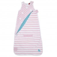 Love To Inventa Sleep Bag 0.5 TOG 12-36M in Pink