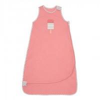 Nuzzlin™ Extra Light 0.2 TOG Sleep Bag 12-18M in Pink