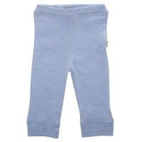 Babyushka Organic Essentials Pant in Blue Marle