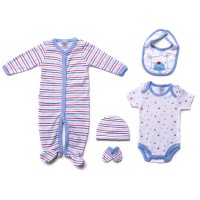 Stars & Stripes 5-Piece Value Set