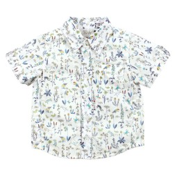 Bebe by Minihaha Cole Liberty Boys Theo Print S/S Shirt