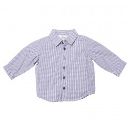 George Mini Check Shirt