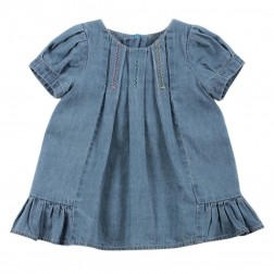Bebe by Minihaha Rosie S/S Chambray Dress