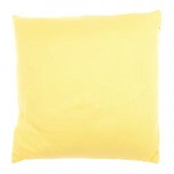 Splice Collection Cushion in Lemon 50 x 50cm