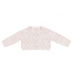 Fox & Finch Florence Gold Knit Cardigan