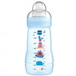 MAM Baby Bottle 270ml 2months+ in Riviera Blue