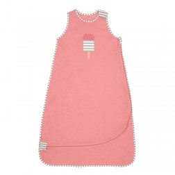 Nuzzlin™ Extra Light 0.2 TOG Sleep Bag 12-18M in Pink