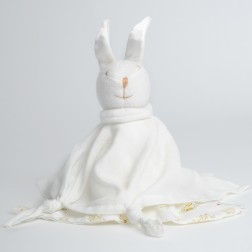Snugzeez Muslin Comforter - Birdy Print
