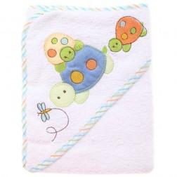 Hooded Towel - Turtle