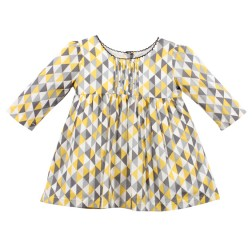 Bebe by Minihaha Heidi Printed L/S Dress