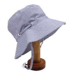 Bebe by Minihaha Cruze Safari Stripe Sunhat