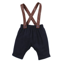 Bebe by Minihaha Archie Pant w Suspenders